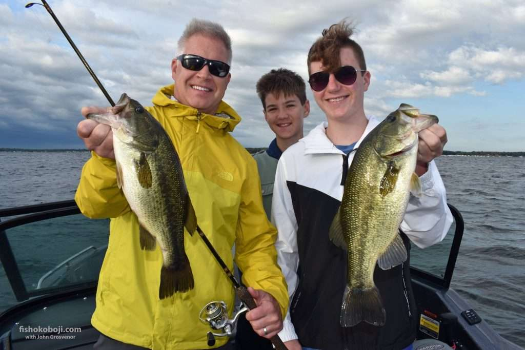 Okoboji Fishing with John Grosvenor