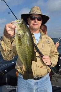 Okoboji Fishing with John Grosvenor