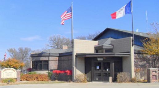 Arnolds Park City Hall