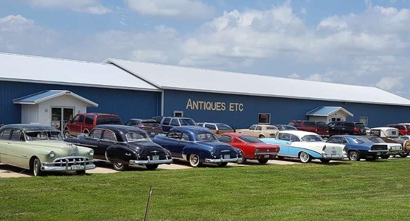 Antiques Etc. Car Show