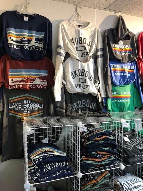 Shop Okoboji