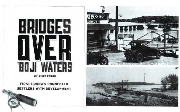 Historical Bridges over Boji Waters