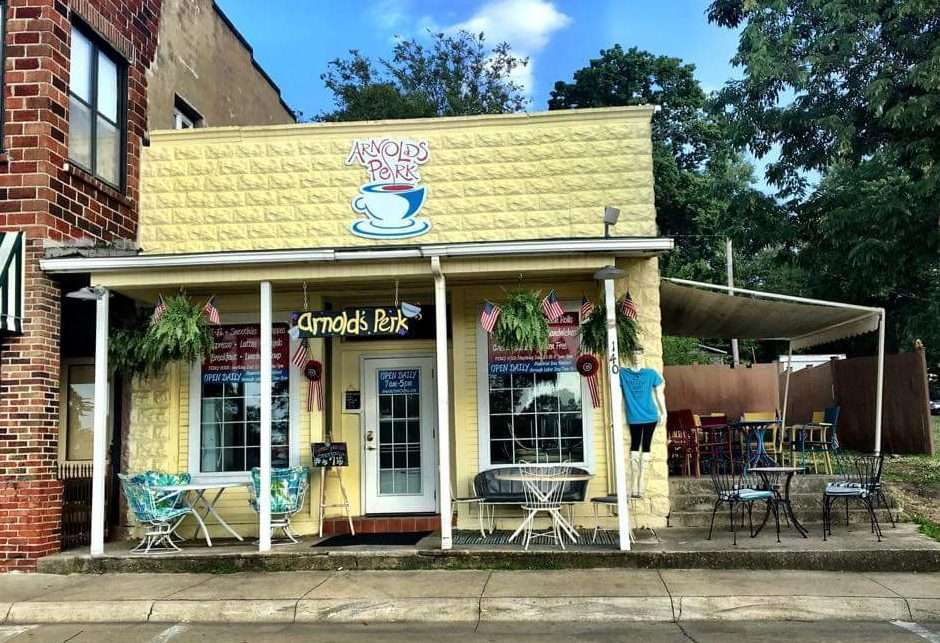 Arnolds Perk Coffee House