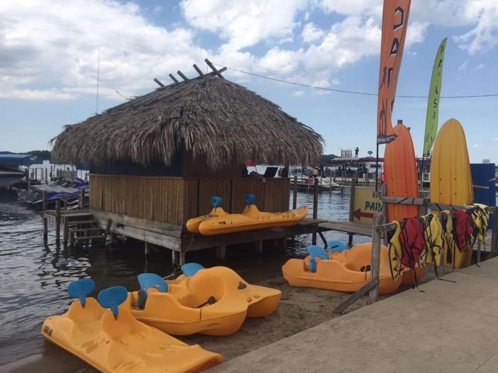 boat rental options
