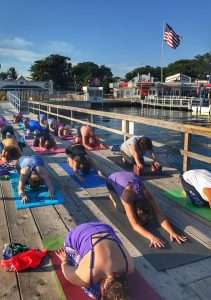 Yoga Okoboji