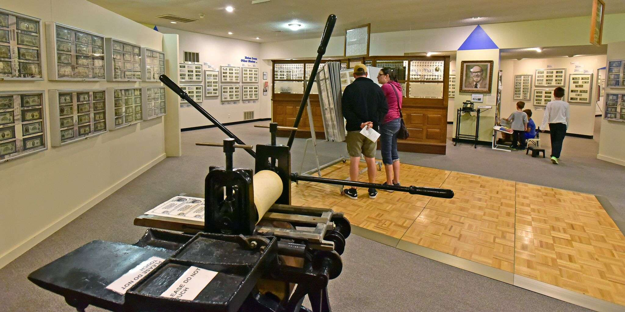 Higgins Museum