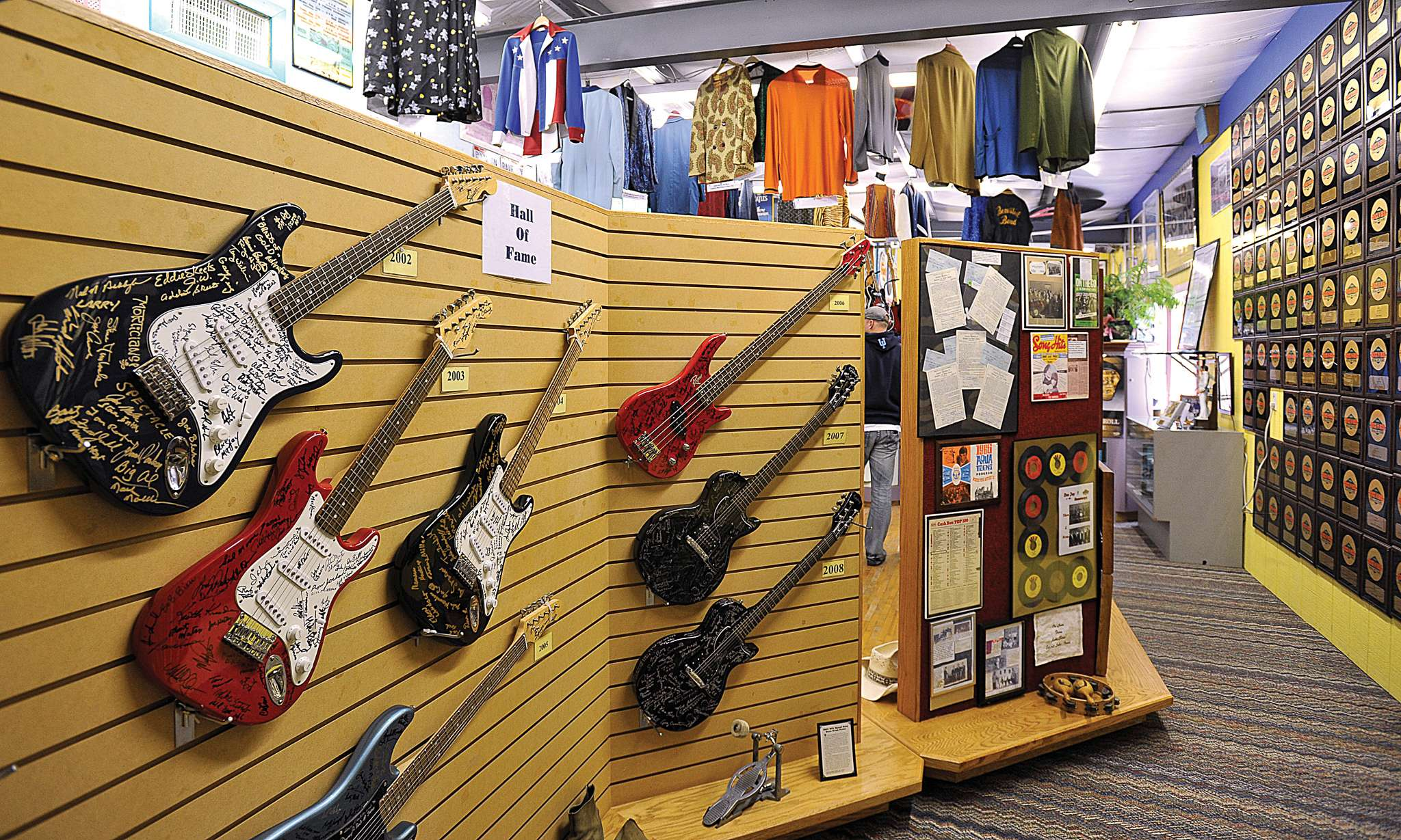 Iowa Rock and Roll Museum