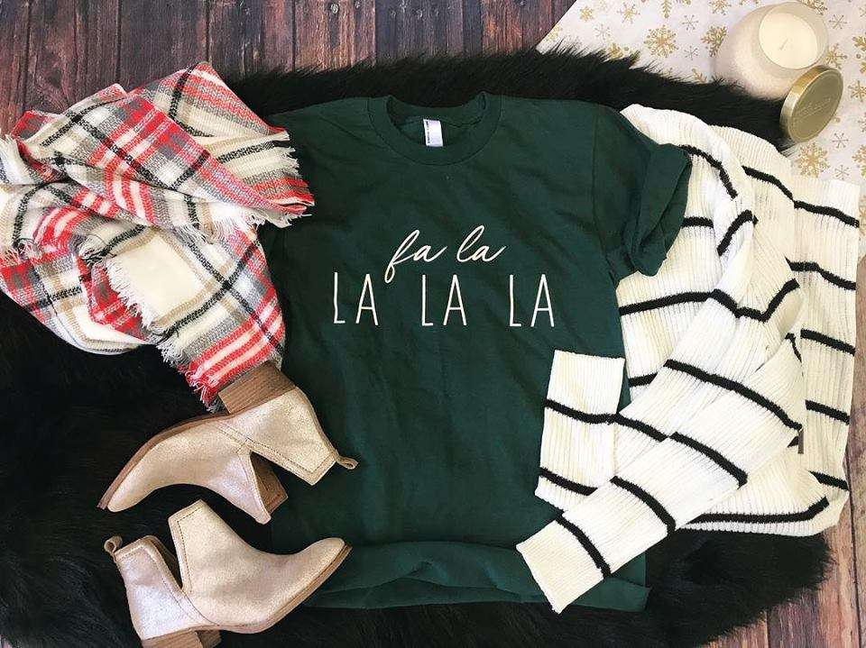 Fa La La outfit