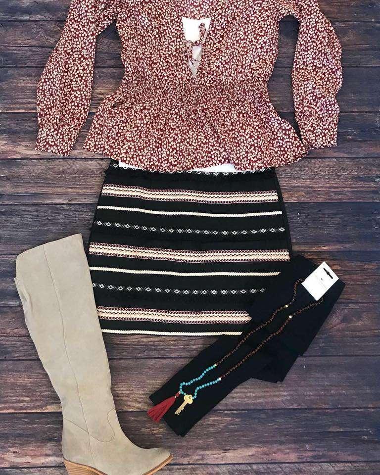 West Boutique outfit 2