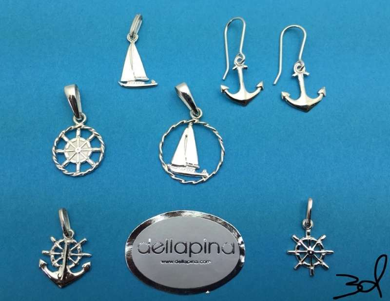 Dellapina nautical jewelry