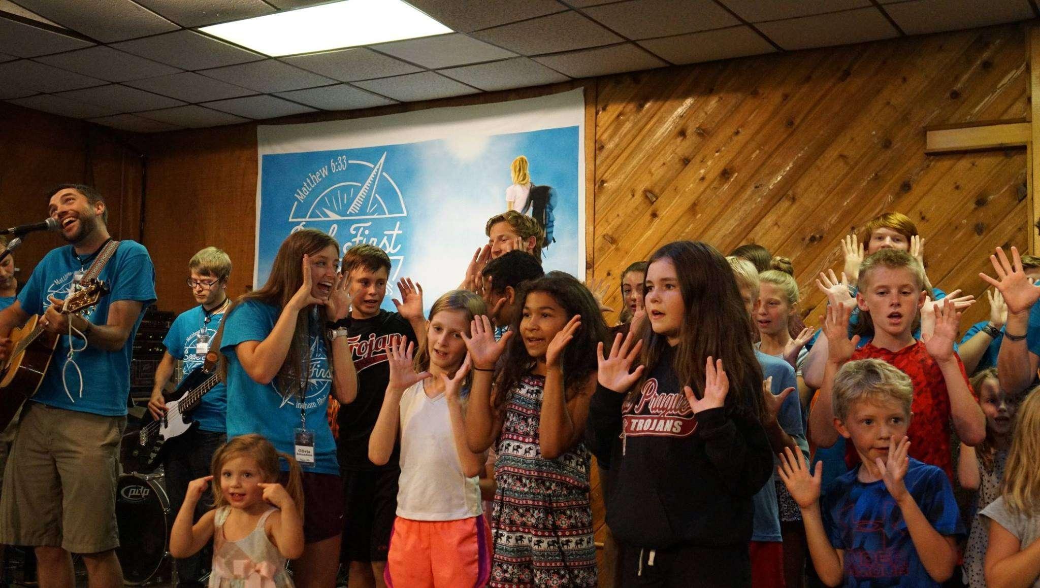 Okoboji Lutheran Bible Camp