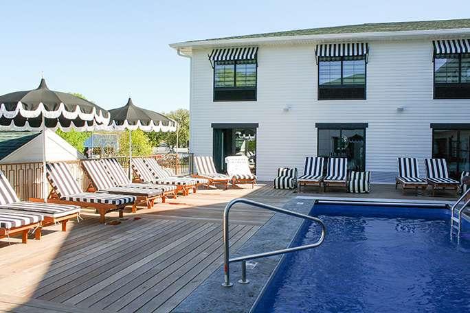 The Inn Pool