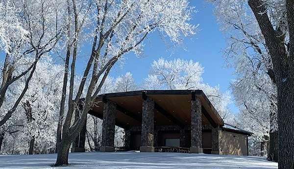 Winter Park scene