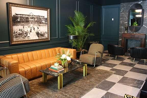 The Inn Lobby