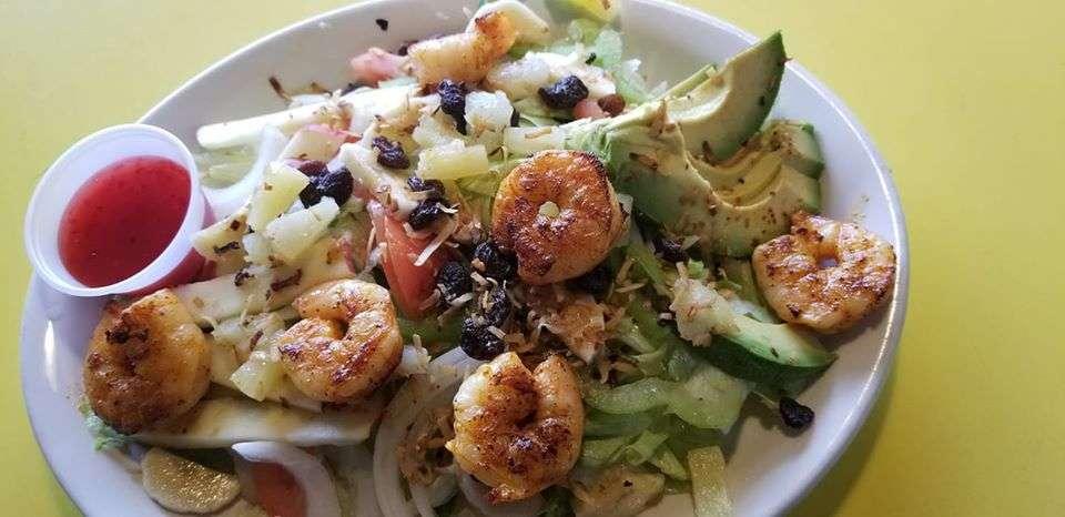 Acapulco Salad from Los Pueblos