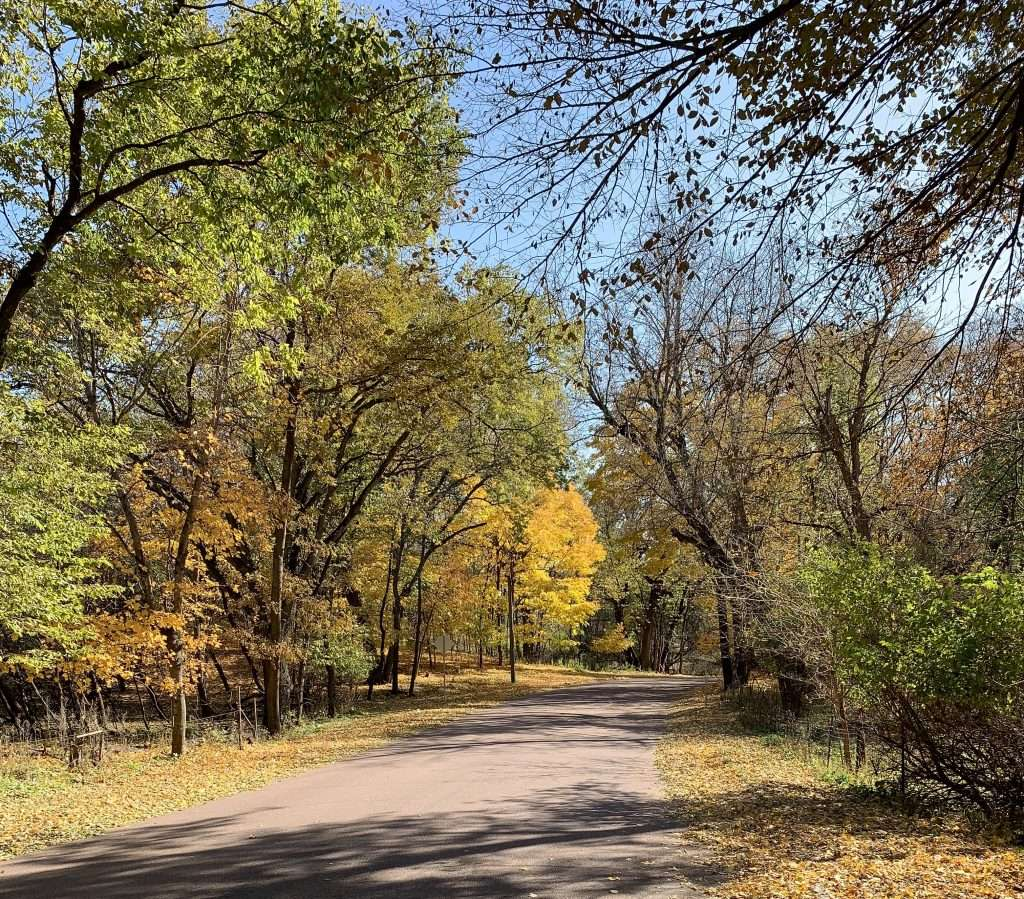 Fall in Okoboji