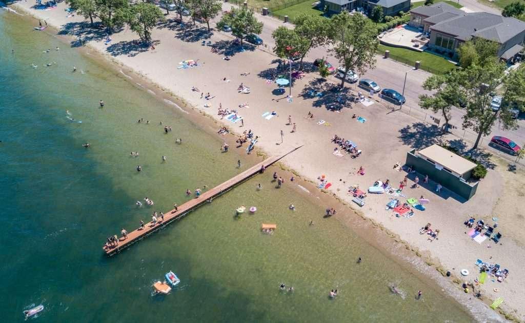 Beach Okoboji