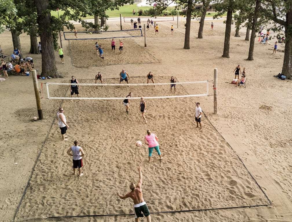 Volleyball Okoboji