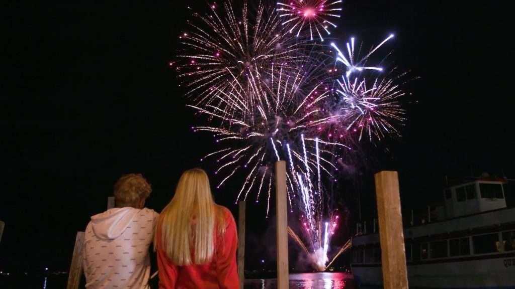 Okoboji Fireworks
