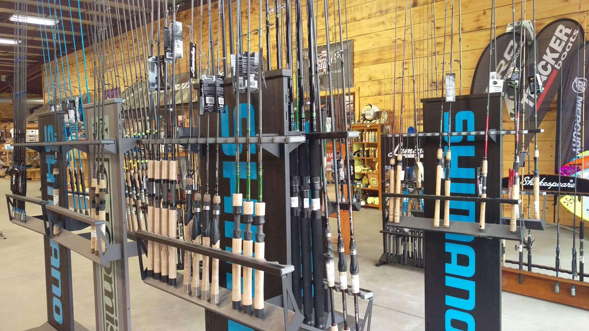 Oak Hill Outdoor Rods