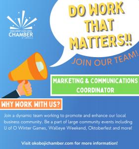 Chamber Job