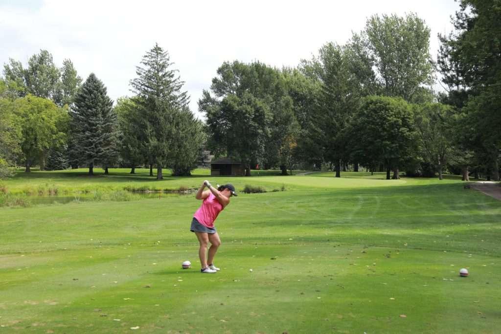 Emerald Hills Golf Club in Arnolds Park, Iowa