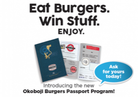 Burger passport