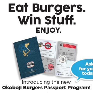 Burger passport
